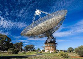 Australia's CSIRO Dish to support commercial Moon landings